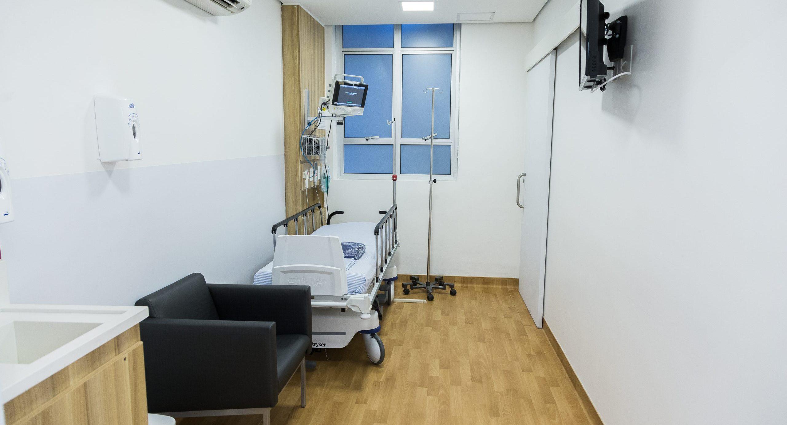 Hospital BP – Unidade de Endoscopia